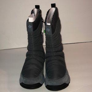 New Columbia Meadows Sleep-On Omni Heat Boots 3D